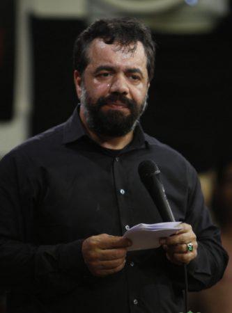 محمود کریمی میون میدون دل باباست
