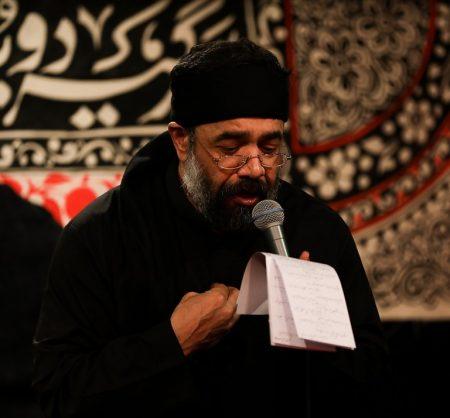 محمود کریمی من برای تو گریه میکنم