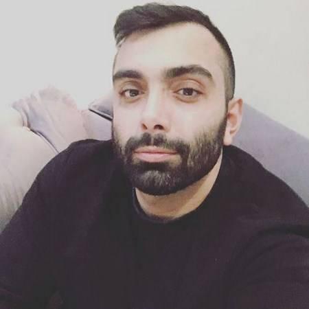 مسعود صادقلو عینک آفتابی