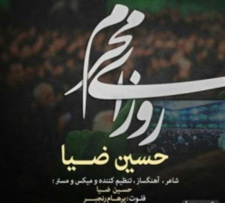 حسین ضیا روزای محرم